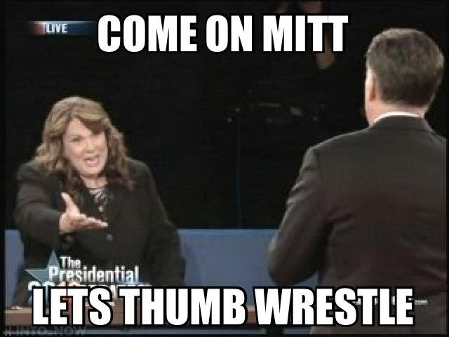 Visit The Ticket for full coverage of the elections and get the Into_Now app to create your own Capit meme during the next debate.