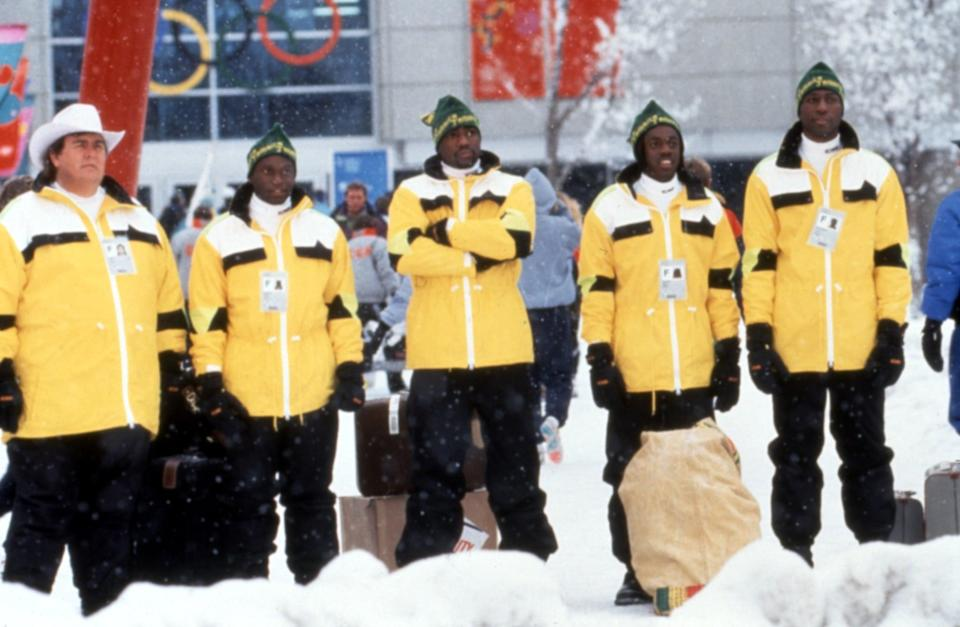 <p>Have you still not seen <strong>Cool Runnings</strong>? Now is the perfect time to brush up on your new favorite Jamaican bobsled team.</p>