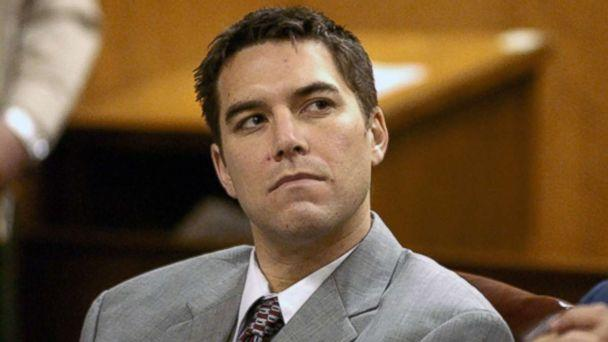 PHOTO: Scott Peterson listens to the prosecutor during his trial on charges in the murder of his wife, Laci Peterson in this Jan. 4, 2004 file photo in Modesto, Calif. (Bart Ah You/Modesto Bee/MCT via Getty Images)