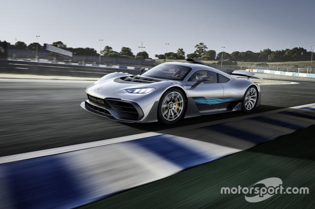 "Mercedes-AMG Project ONE <span class=""copyright"">Mercedes AMG</span>"