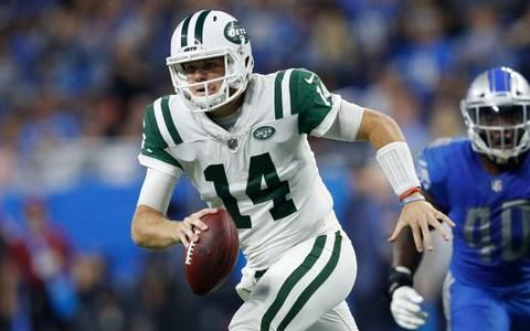 <span>Is Darnold the Jets' saviour? </span> <span>Credit: (Joe Robbins/Getty Images) </span>