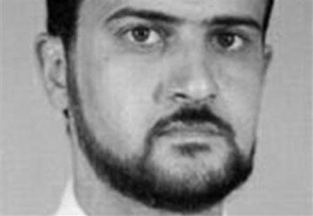 Senior al Qaeda figure Anas al-Liby is seen in an undated FBI handout photo
