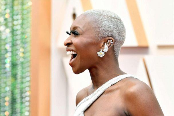 PHOTO: Cynthia Erivo attends the 92nd Annual Academy Awards at Hollywood and Highland on February 09, 2020 in Hollywood, California. (Amy Sussman/Getty Images)