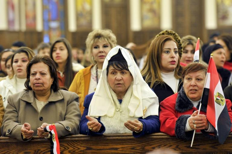 Copts, who make up 10-15 percent of Egypt's population, have long complained of discrimination