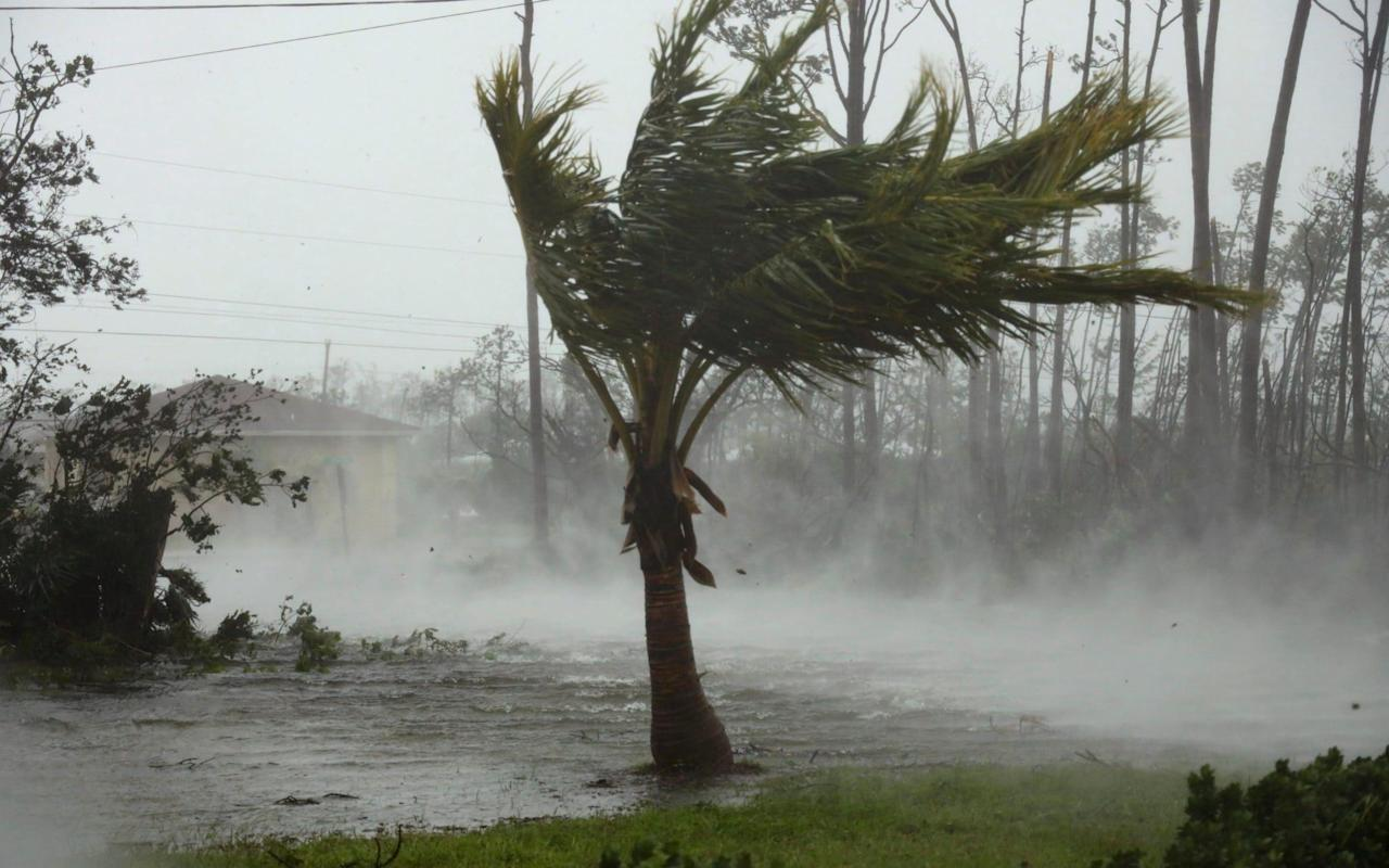 Hurricane Dorian causes 'unprecedented' damage to Bahamas