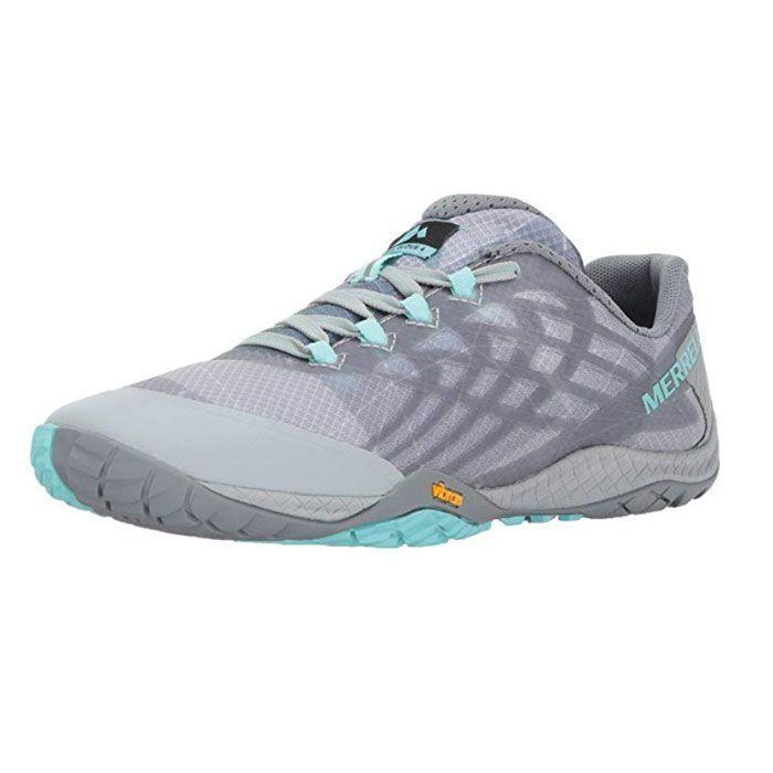 """<p><strong>Merrell</strong></p><p>amazon.com</p><p><a href=""""http://www.amazon.com/dp/B01NCMM9US/?tag=syn-yahoo-20&ascsubtag=%5Bartid%7C2140.g.22853139%5Bsrc%7Cyahoo-us"""" rel=""""nofollow noopener"""" target=""""_blank"""" data-ylk=""""slk:Shop Now"""" class=""""link rapid-noclick-resp"""">Shop Now</a></p><p>When it comes to lightweight and flexible shoes that keep you moving fast on the road, look no further than this minimalist sneaker. Thanks to its low-to-the-ground profile, the Trail Glove mimics the feeling of <a href=""""https://www.womenshealthmag.com/fitness/a27454350/barefoot-training-benefits/"""" rel=""""nofollow noopener"""" target=""""_blank"""" data-ylk=""""slk:running barefoot"""" class=""""link rapid-noclick-resp"""">running barefoot</a> or at least close to it—plus, as the name implies, it indeed fits like a glove (or maybe a sock in this case?) So that means transitioning from snow to pavement will feel like a breeze. <br></p>"""
