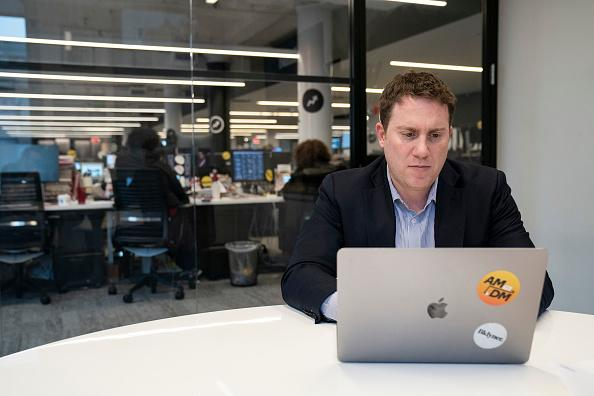 BuzzFeed News Editor in Chief Ben Smith Exits to Join the New York Times