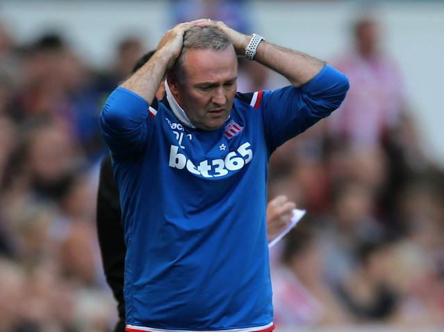 Paul Lambert vows to bring Stoke back up to the Premier League next season