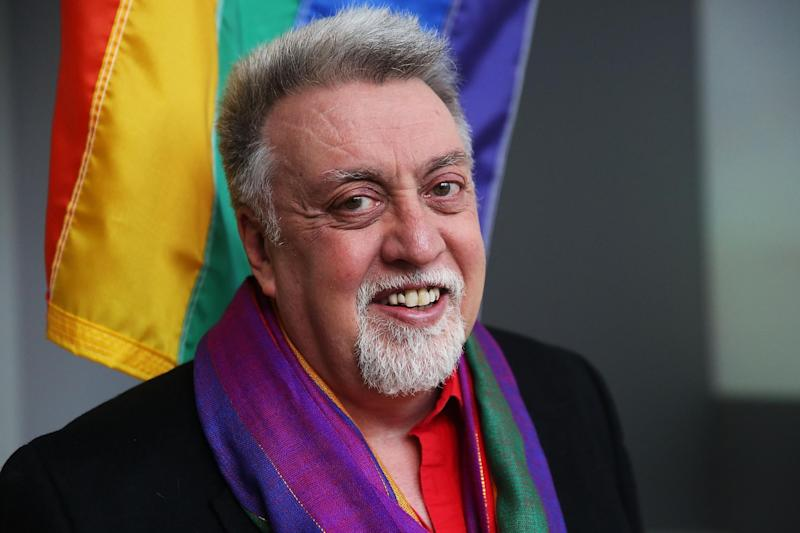 Tributes: Artist Gilbert Baker: Getty Images North America