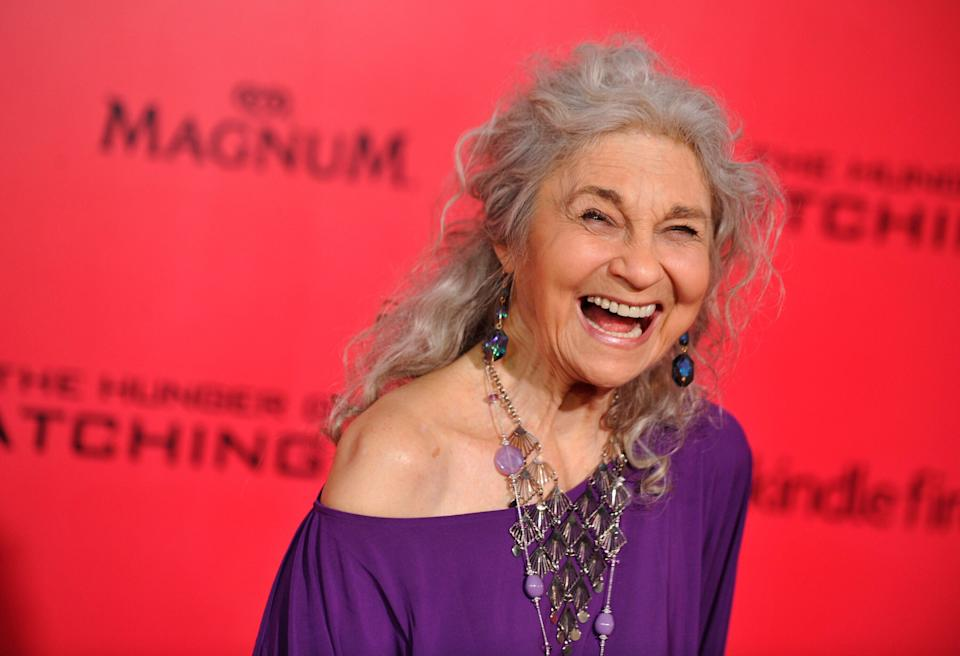 <strong>Lynn Cohen (1933 - 2020)<br /><br /></strong>The actress was best known for her portrayal of Miranda's housekeeper, Magda, in the hit series Sex And The City. More recently, she appeared in the Hunger Games film, Catching Fire.