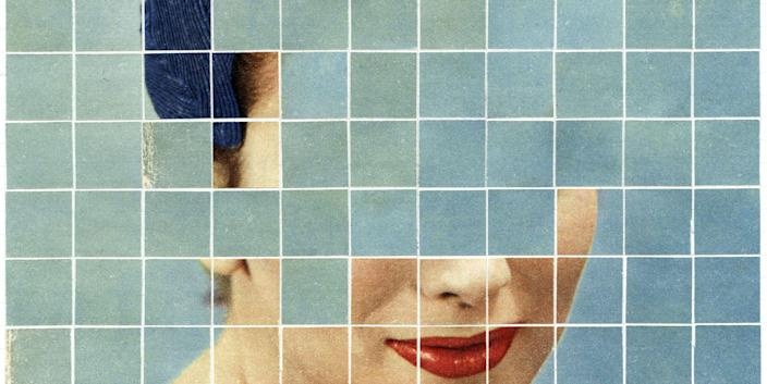 Photo credit: Collage, from There Must Be More to Life Than This, by Anthony Gerace: courtesy of the artist