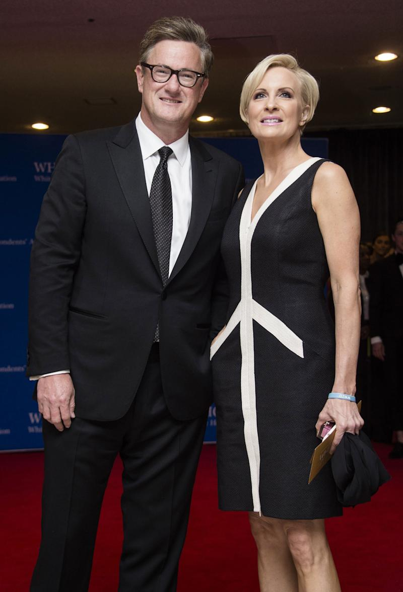 Morning Joe Co-Hosts Joe Scarborough and Mika Brzezinski Are Engaged