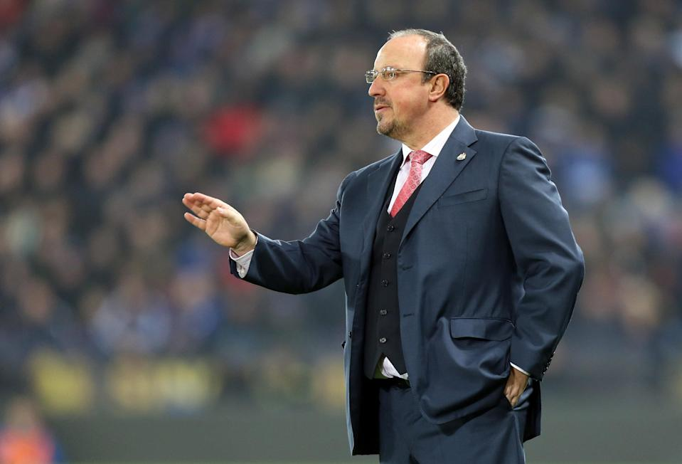Under Rafa Benitez's guidance, Newcastle has returned to the Premier League in quick, effective fashion. (Getty)