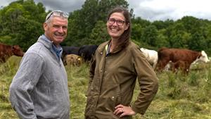 Christopher and Vivian Crump have helped protect the headwaters of the Sydenham River through ecological management projects on their farm in Middlesex County.