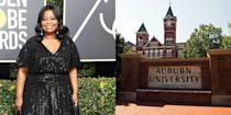 <p><strong>Auburn University </strong></p><p>Spencer graduated from Alabama's Auburn University in 1994, and two years later landed her first role in the film, <em>A Time to Kill</em>.  </p>