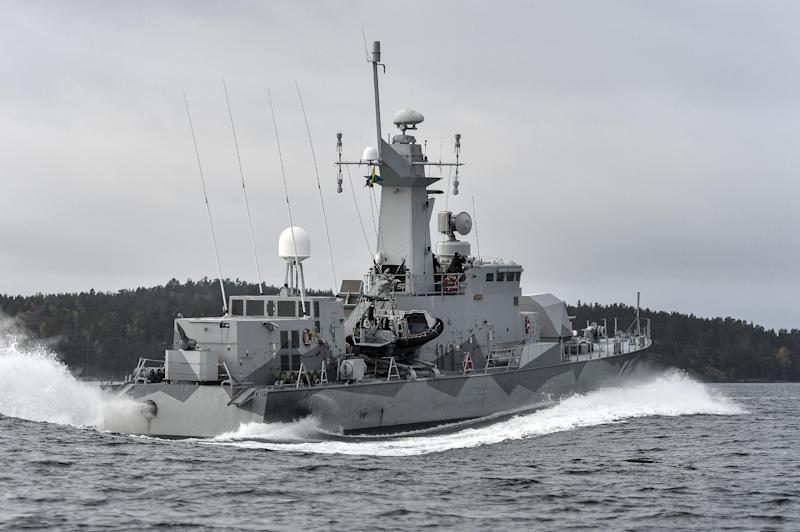 Sweden's military deployed planes and ships in an eight-day search for a foreign vessel in the waters of the Stockholm Archipelago