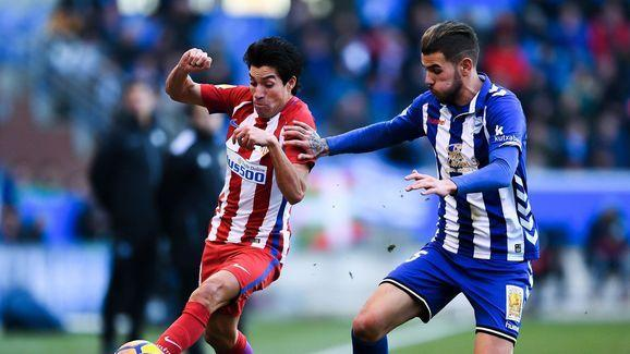 Deportivo Alaves v Club Atletico de Madrid - La Liga