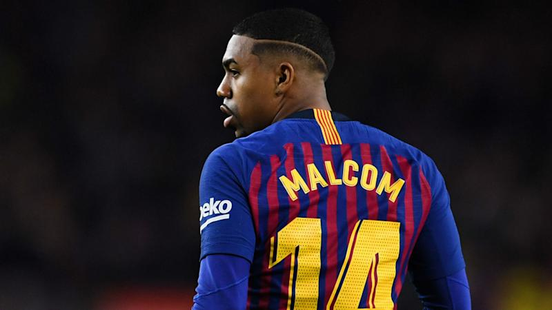 Barcelona to be without Malcom against Spurs as length of injury absence revealed