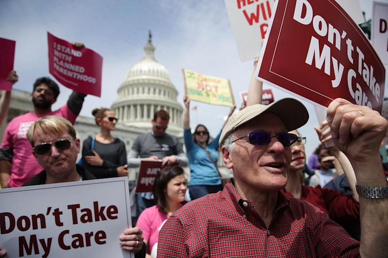 It's not all about Trump: Democrats' midterm chances ride on health care and Social Security, too