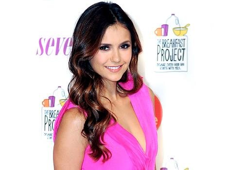 Is Nina Dobrev Considering a Fifty Shades of Grey Role?