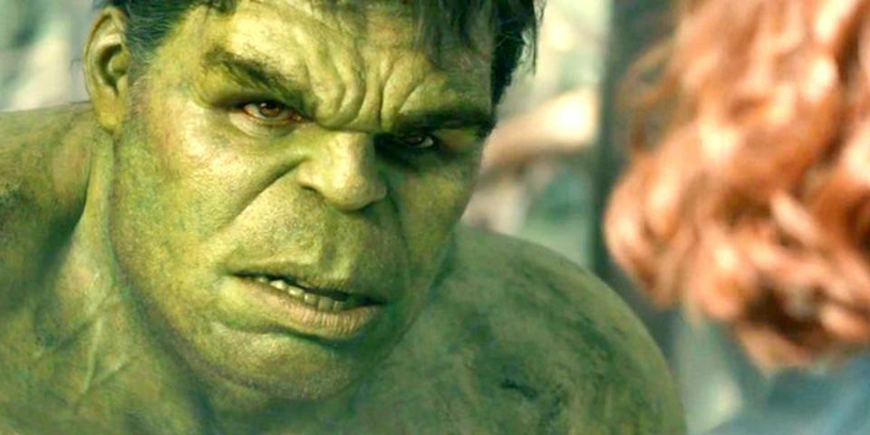 Hulk in The Avengers (Credit: Marvel)