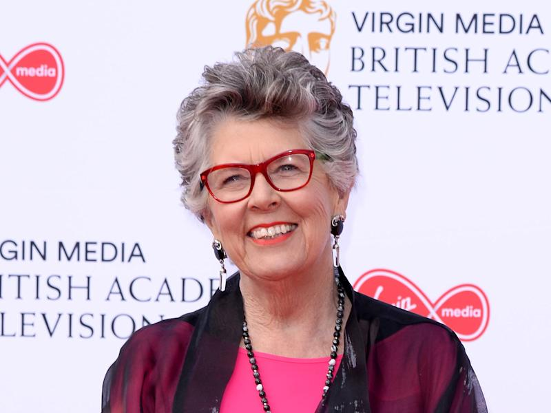 Leith at the Virgin Media British Academy Television Awards 2019 (Getty Images)