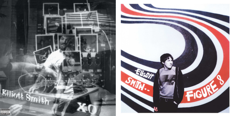 Deluxe reissues of Elliott Smith's XO and Figure 8 released in celebration of his 50th birthday: Stream