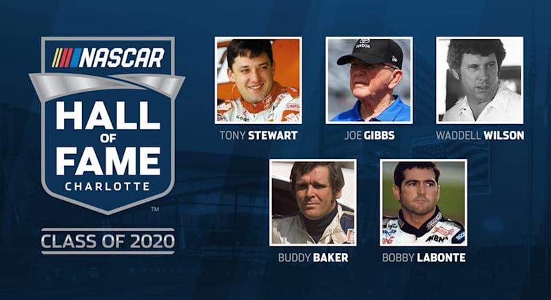 CHARLOTTE, N.C. -- Three-time Monster Energy NASCAR Cup Series champion Tony Stewart will join the NASCAR Hall of Fame as a member of the Class of 2020, arguably the most interconnected group of five inductees yet to be voted into the sport's most prestigious fraternity, as announced Wednesday at the Hall of Fame. Joining Stewart […]