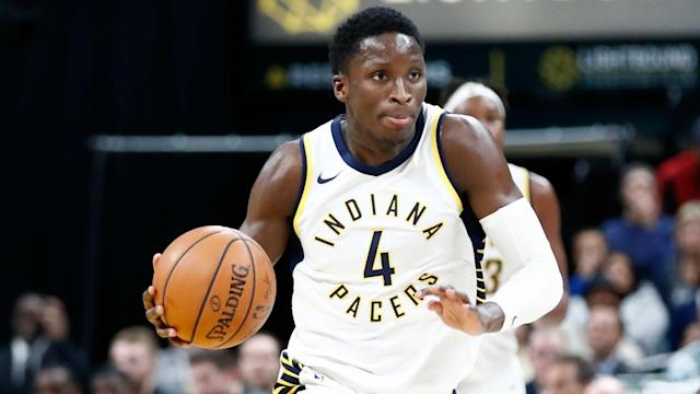 The pace car at the 102nd Indy 500 will be driven by Indiana Pacers star Victor Oladipo.