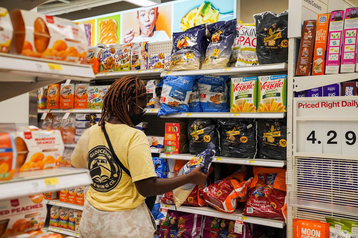 Food price inflation in the 38 countries that make up the OECD increased sharply to 3.1%, compared with 1.9% in June. Photo: Getty Images