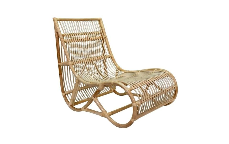 Home Bazar Resort Occasional Lounge Chair