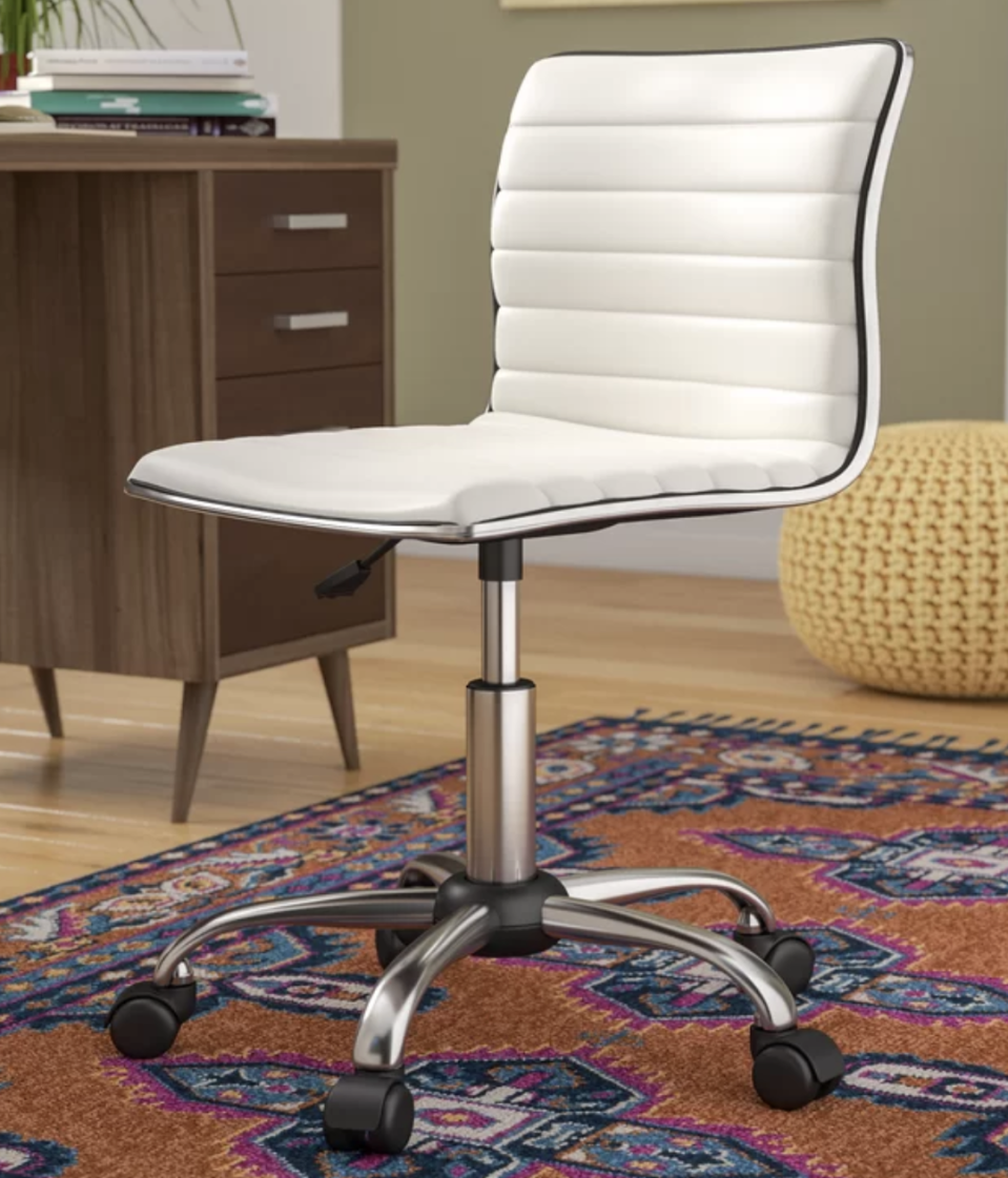 Stolen from the Mad Men conference room. (Photo: Wayfair)
