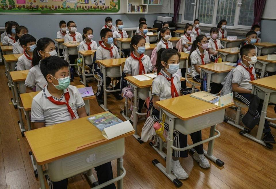Sex educator Chen Jing points out that most public schools lack teachers capable of giving children sex lessons. Photo: Getty Images