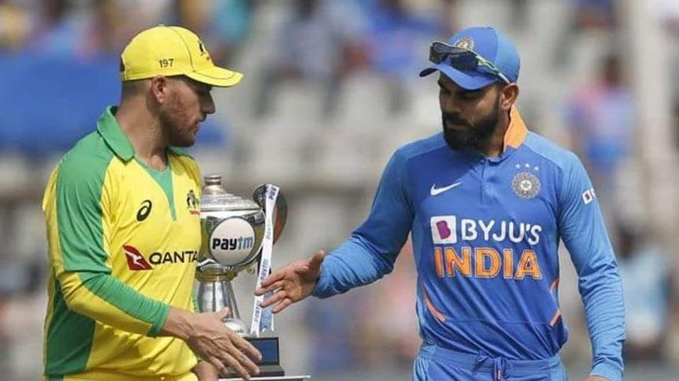 Records Aaron Finch can script in ODIs vs India