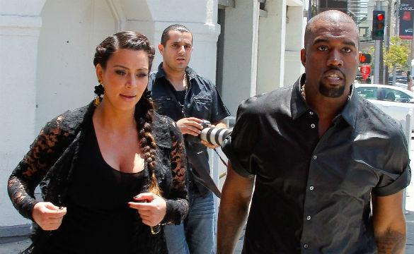 Kim Kardashian: I Haven't Even Considered Selling Photos Of My Baby