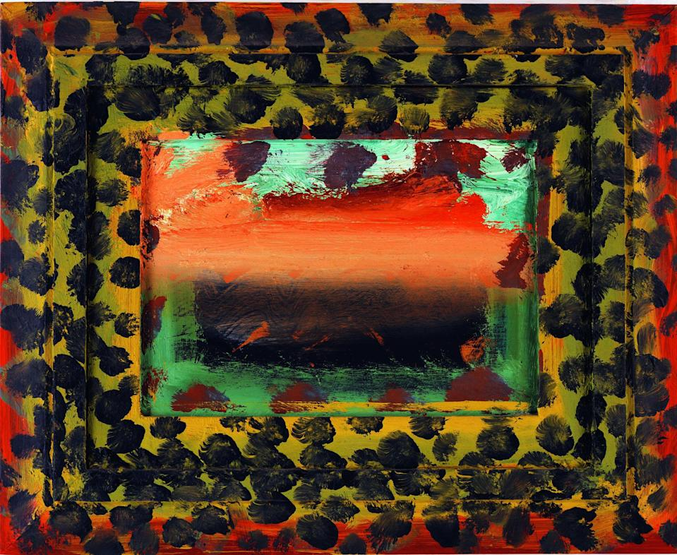 The View from Venice by Howard HodgkinThames&Hudson