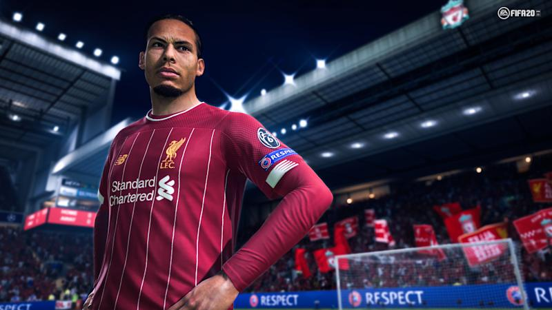Will Virgil van Dijk be one of the FIFA greats?