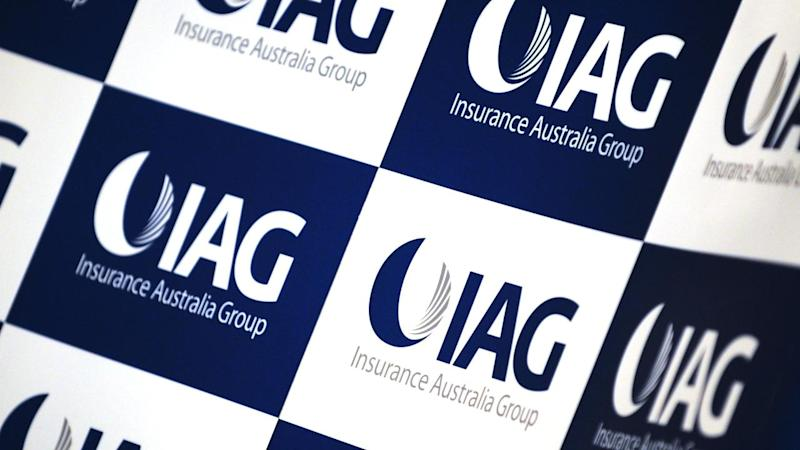 IAG shares higher on deal with reinsurers