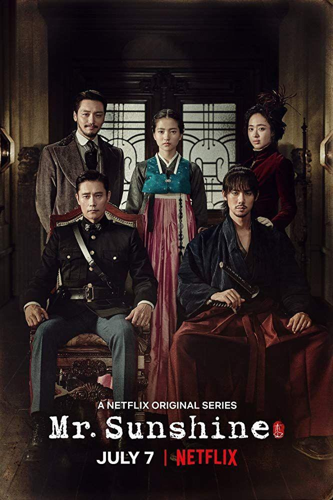 """<p>Contrary to its name, don't be expecting sunny days ahead in this Netflix original series that tells the story of Korea's Joseon Dynasty era. History buffs will enjoy delving into this suspenseful, grim but also quietly romantic tale of activists fighting for Korea's independence. In addition, <em><a href=""""http://www.koreatimes.co.kr/www/culture/2018/10/135_256268.html"""" rel=""""nofollow noopener"""" target=""""_blank"""" data-ylk=""""slk:The Korea Times"""" class=""""link rapid-noclick-resp"""">The Korea Times</a></em> praised the series for its strong female characters.</p>"""