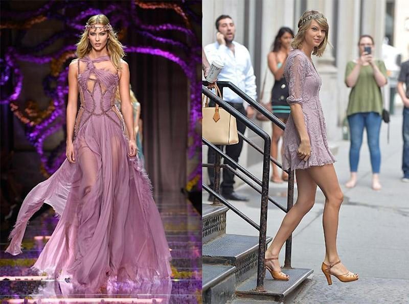 Taylor Swift Wore the Budget Version of Karlie Kloss\'s Atelier ...