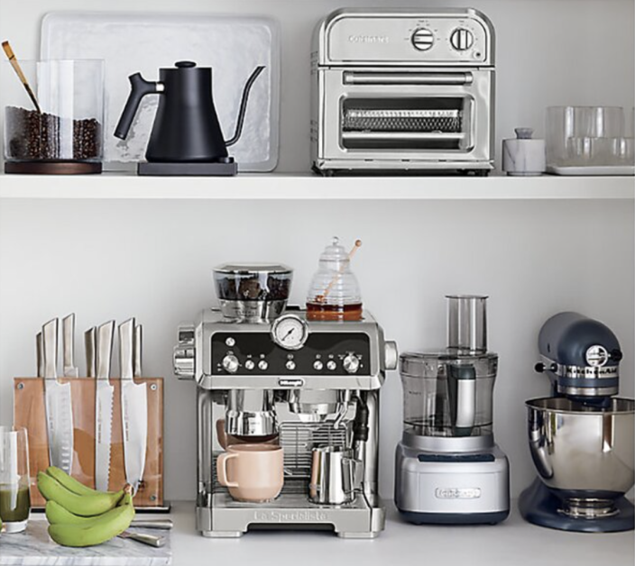 Your kitchen will look straight out of a magazine. (Photo: Wayfair)