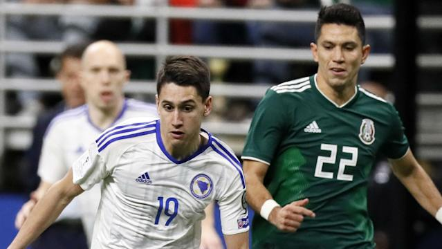 The Mexican national team opens 2018 with a friendly in San Antonio as Juan Carlos Osorio's side prepares for the World Cup - follow LIVE with Goal!