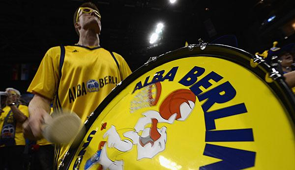 Basketball: US-Guard Gerald Robinson wechselt zu Alba Berlin