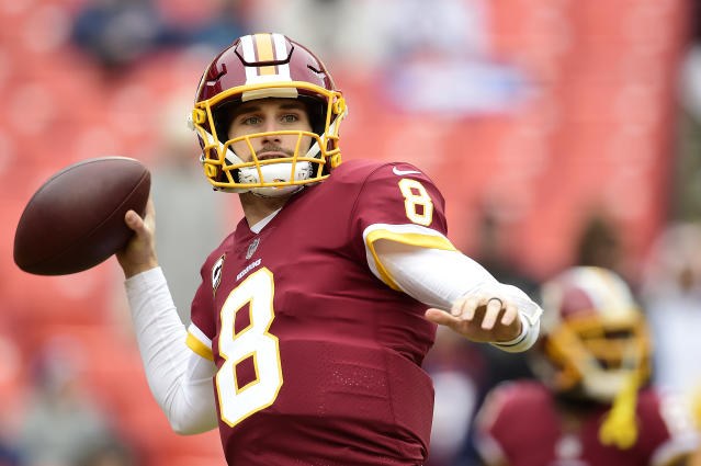 Kirk Cousins Free Agency: QB Asks for Help on New Team, Gets Answers
