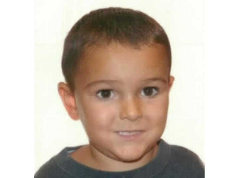 Image released by Hampshire Constabulary on August 29, 2014 shows five-year-old cancer patient Ashya King (AFP Photo/)