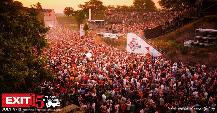 <p>This is not a festival, this is a expedition. It's two festivals, two countries and takes place within ten days. You start off in Serbia and then a few days later head to Montenegro to continue dancing on the seafront. <i>[Photo: Exit]</i></p>