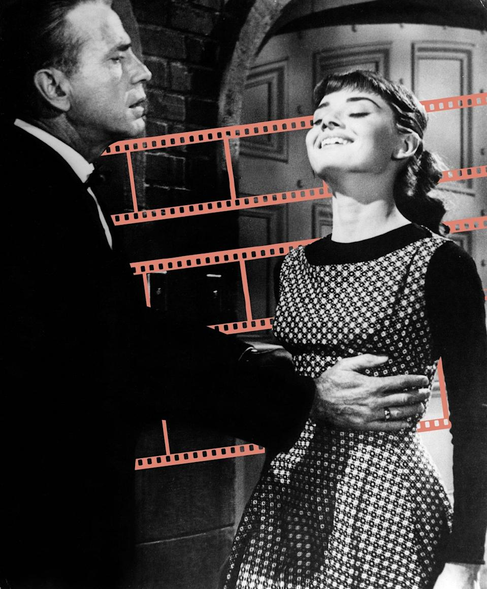 This Audrey Hepburn Dress Is Way Better Than Anything She Wore in 'Breakfast at Tiffany's'
