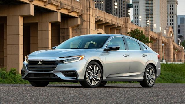 No silly hybrid styling or complicated cabin – the Honda Insight is a solid, straightforward product.