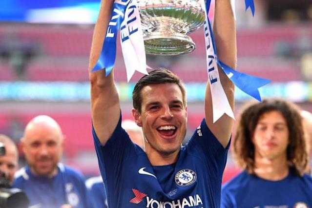 Chelsea can still sign world's best players without Champions League, insists Cesar Azpilicueta