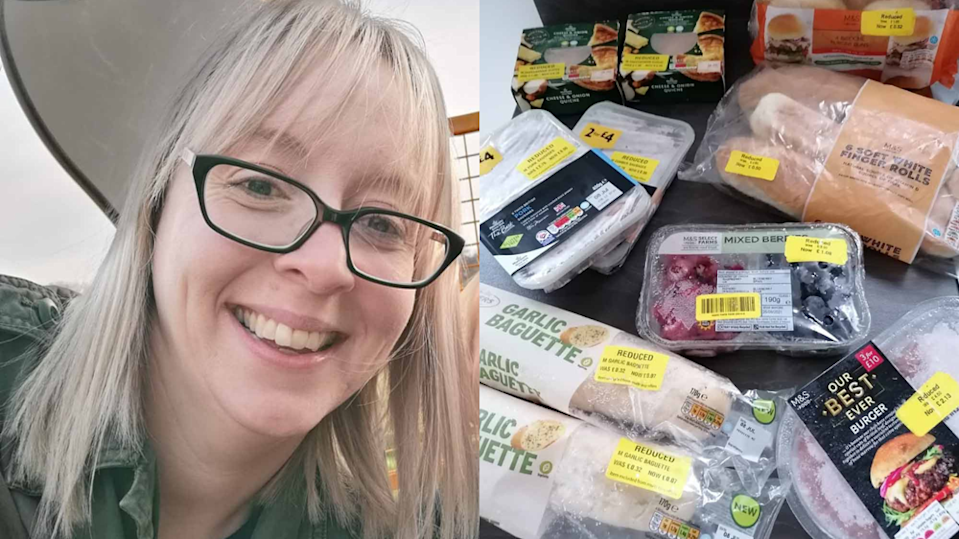 Heather LeMond has revealed how she has managed to slash her family's food bill by thousands. (Supplied PA Real Life)